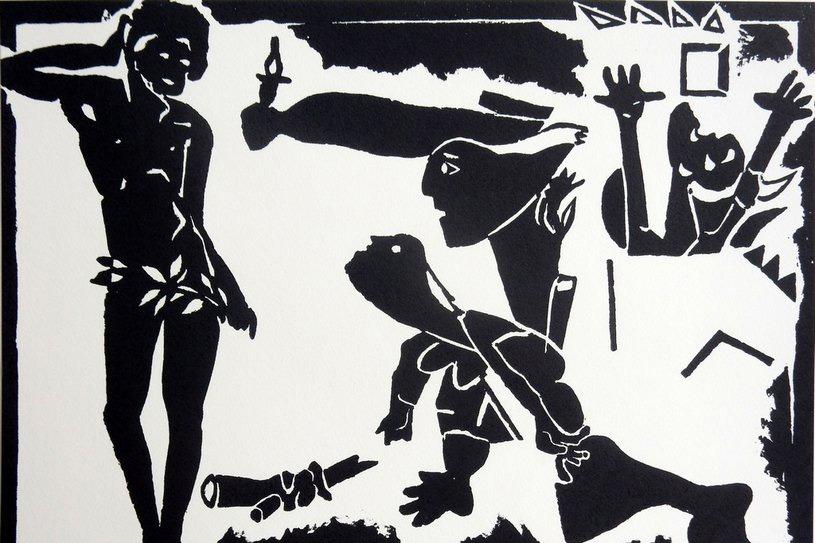 Exposition de Marcel ALOCCO