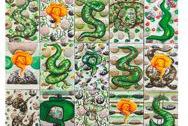 Exposition Eric MASSHOLDER : Le Conte du Serpent Vert