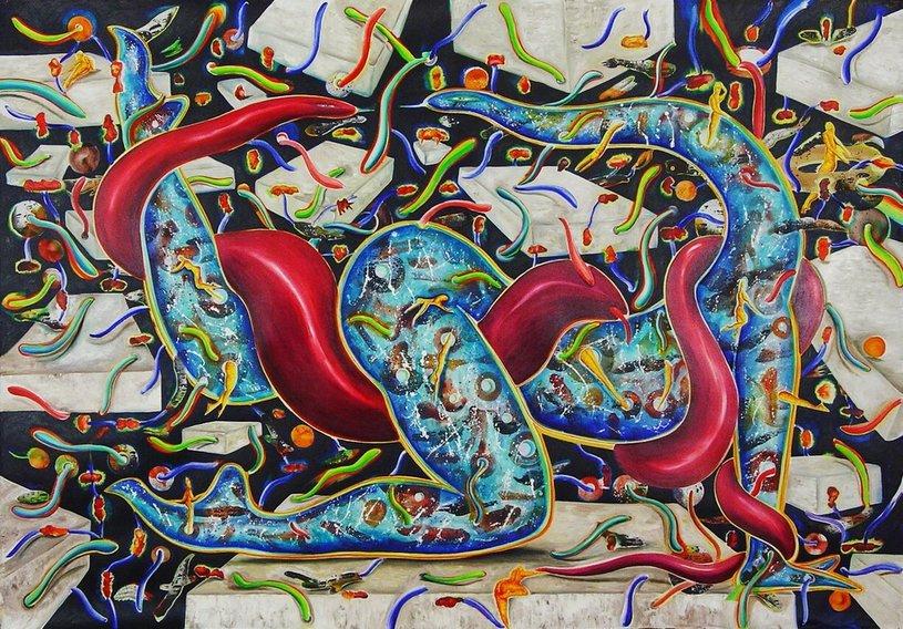Exposition de Eric MASSHOLDER