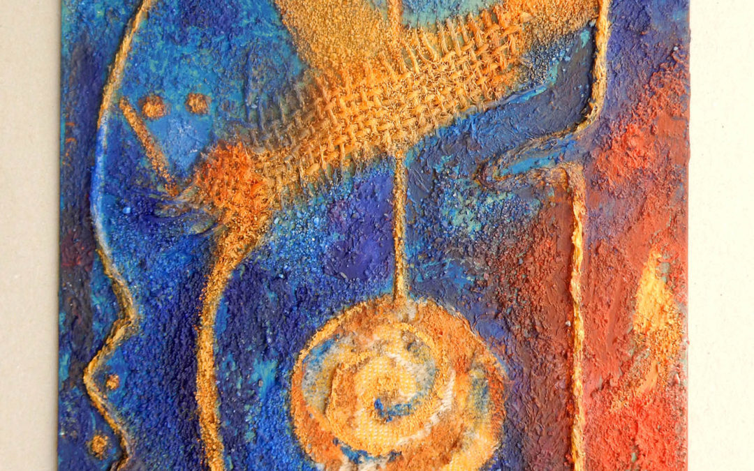 Alain de FOMBELLE illustre « Chatoyantes tonalités » de Rico ROBERTO